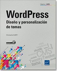 Libro: WordPress Diseño y personalización de temas